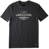 Men's Positive Lifestyle Brand Crusher Tee