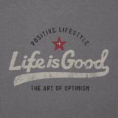 Men's Positive Lifestyle Cool Tee