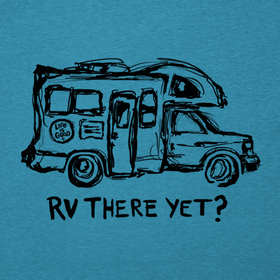 Men's RV There Yet Cool Tee