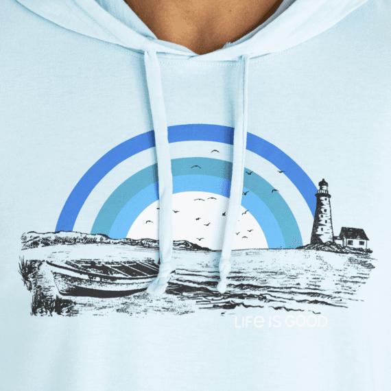 Men's Sunbow Beach Long Sleeve Hooded Crusher