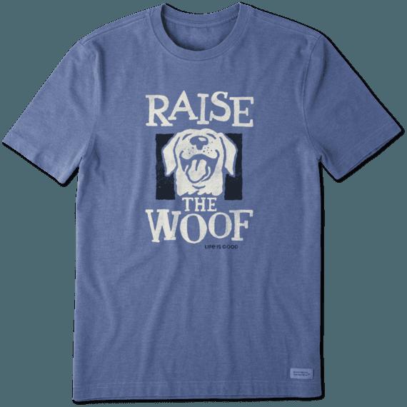 Men's Raise The Woof Crusher Tee