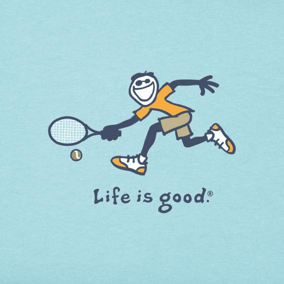 Men's Reach Tennis Jake Vintage Crusher Tee