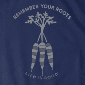 Men's Remember Your Roots Crusher Tee