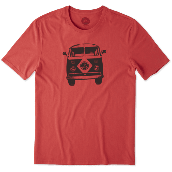 Men's Retro Van Smooth Tee