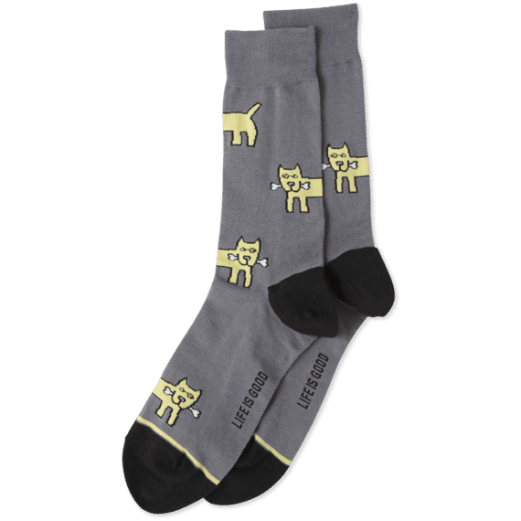 Men's Rocket Crew Socks