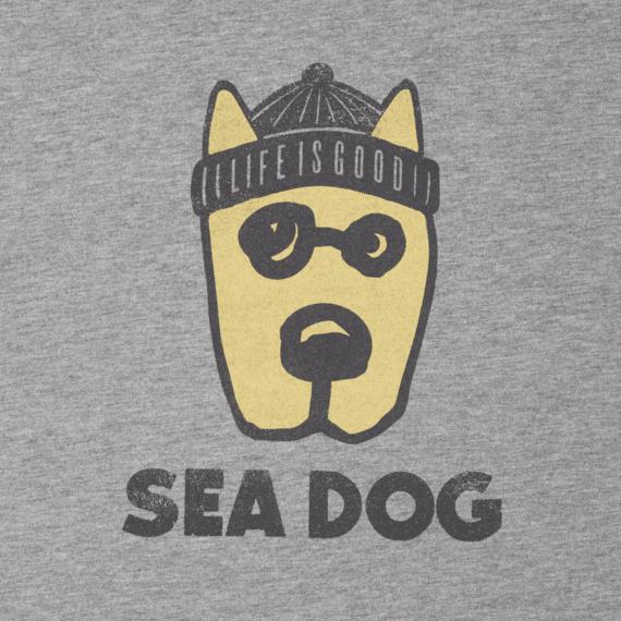 Men's Rocket Sea Dog Crusher Tee