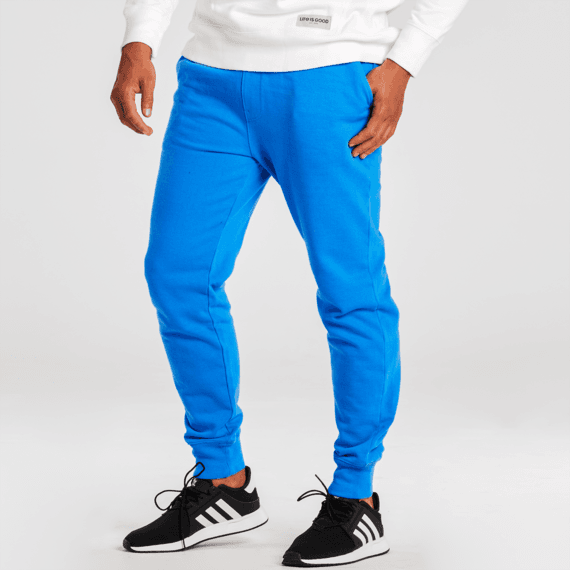 Men's Royal Blue Simply True Fleece Jogger