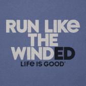 Men's Run Like The Winded Cool Tee