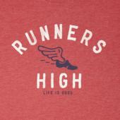 Men's Runners High Cool Tee