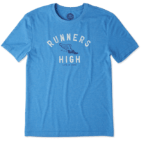 Men's Runners High Cool Tee