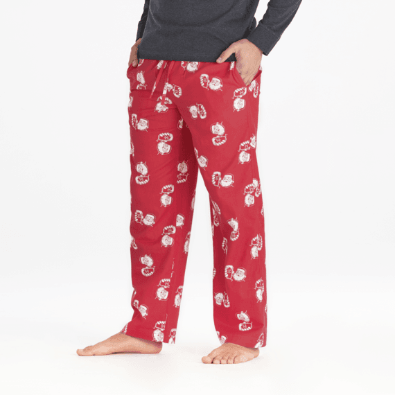 Men's Santa's Helper Classic Sleep Pant
