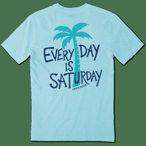 Men's Saturday Palm Crusher-LITE Tee