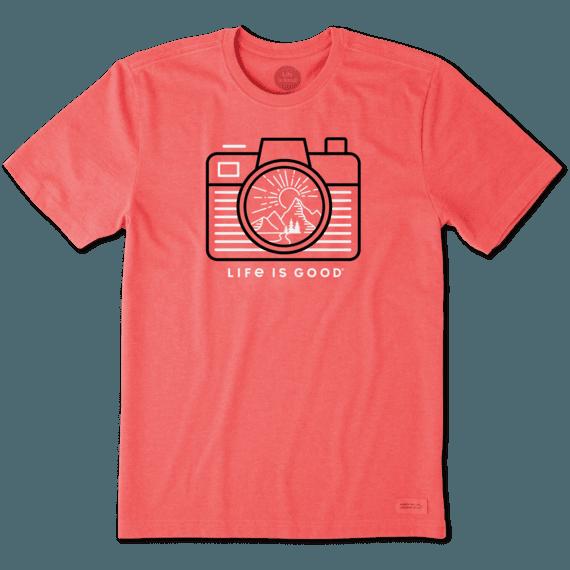 Men's Scenic Camera Crusher Tee