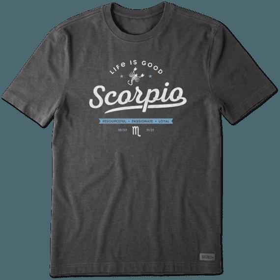 Men's Scorpio Crusher Tee