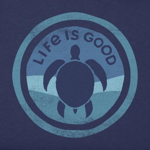 Men's Sea Turtle LIG Crusher Tee