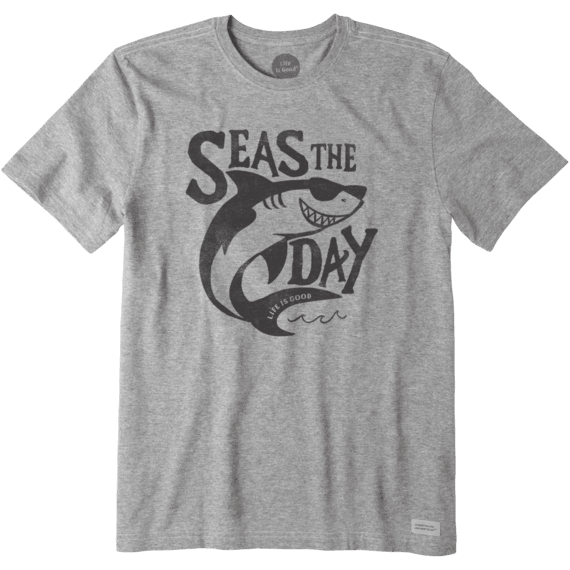 Men's Seas the Day Crusher Tee