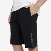 Men's Short Vert Logo Simply True Lounge Shorts