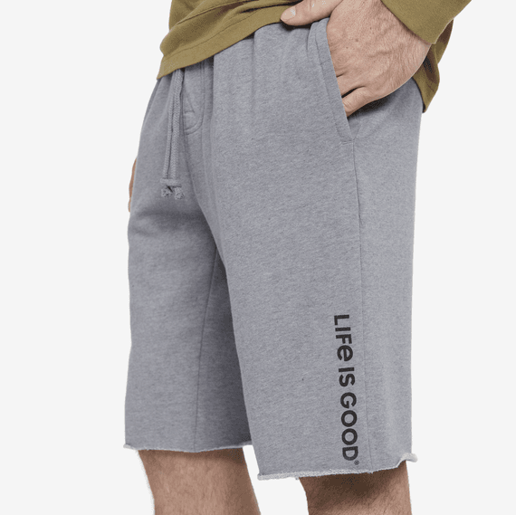 Men's Short Vert Logo Simply True Lounge Shorts
