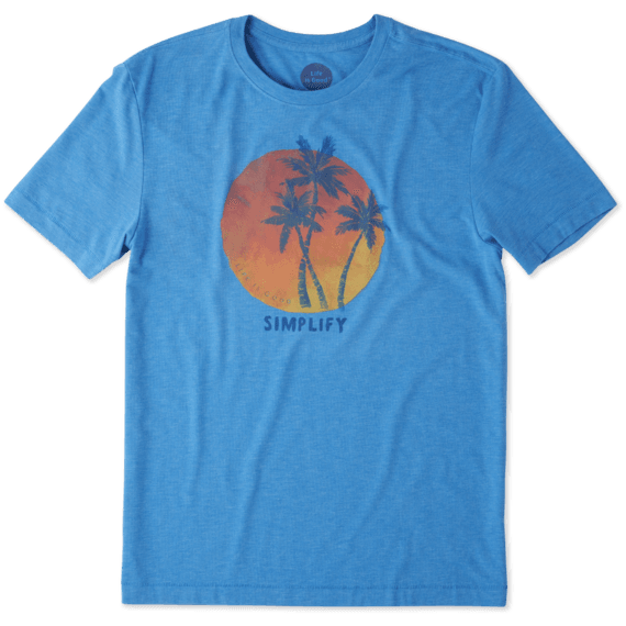 Men's Simplify Palms Cool Tee