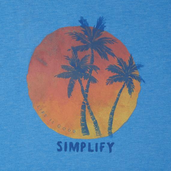 Men's Simplify Palms Cool Tee