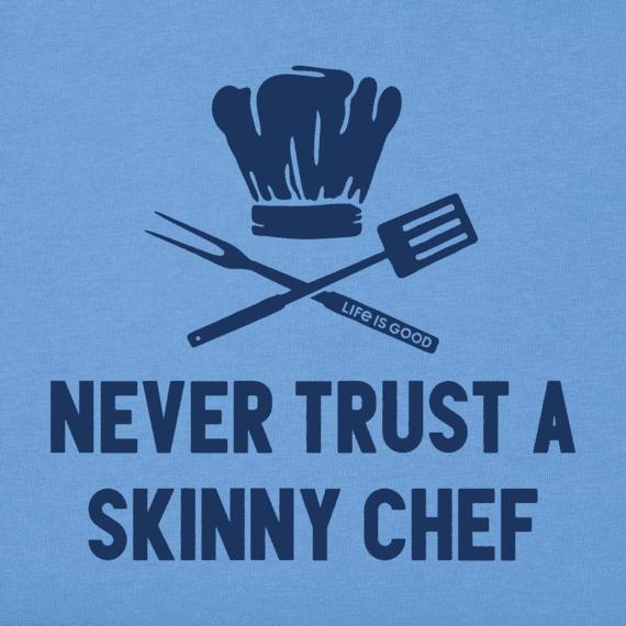 Men's Skinny Chef Crusher Tee