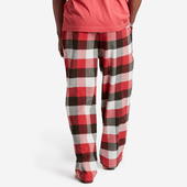 Men's Sleepy Red Plaid Classic Sleep Pant