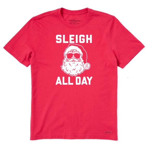 Men's Sleigh All Day Crusher Tee