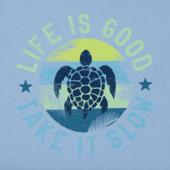 Men's Slow Turtle Crusher Tee