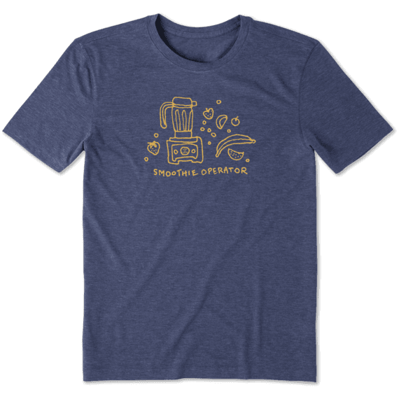 Men's Smoothie Operator Cool Tee