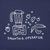 Men's Smoothie Operator Crusher Tee