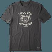 Men's Snuggle Monster Crusher Tee