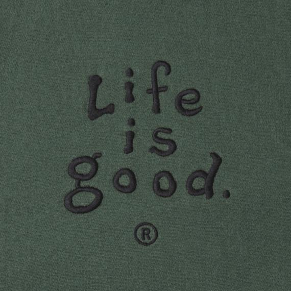 Men's Life is good Softwash Hoodie