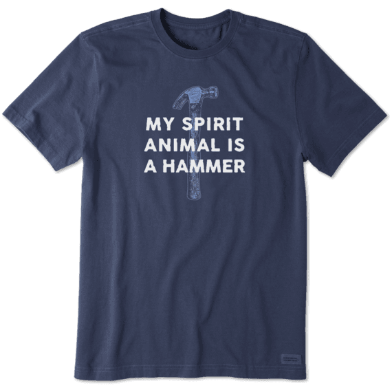 Men's Spirit Hammer Crusher Tee