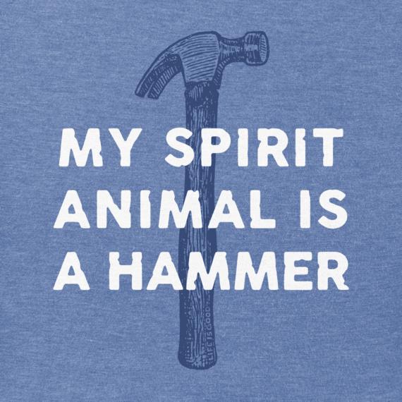 Men's Spirit Hammer Crusher Tee