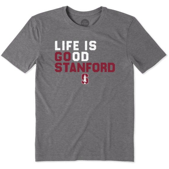 Men's Stanford LIG Go Team Cool Tee