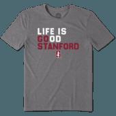 Men's Stanford LIG Go Team Cool Tee