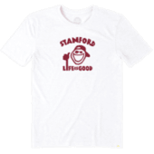 Men's Stanford University Peace Jake Cool Tee