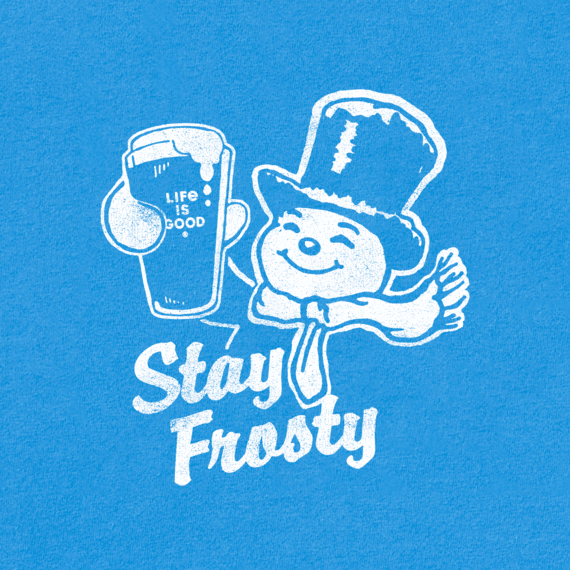 Men's Stay Frosty Crusher Tee