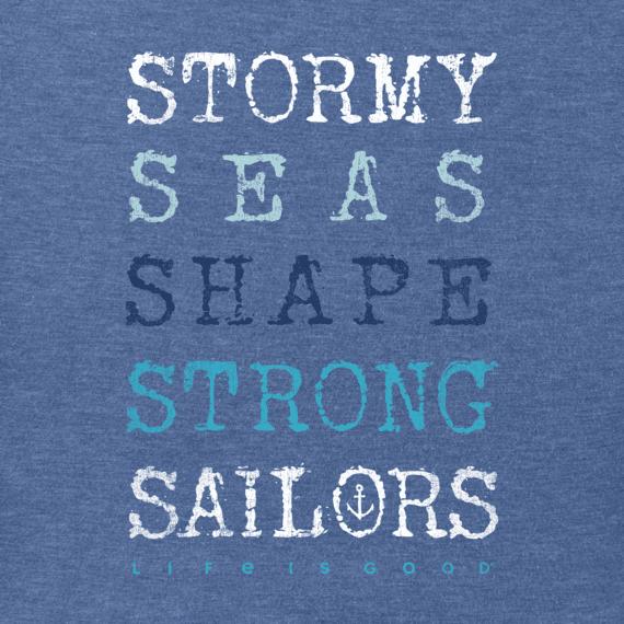 Men's Strong Sailors Crusher Tee