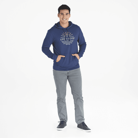 Men's Sun & Waves Simply True Hoodie