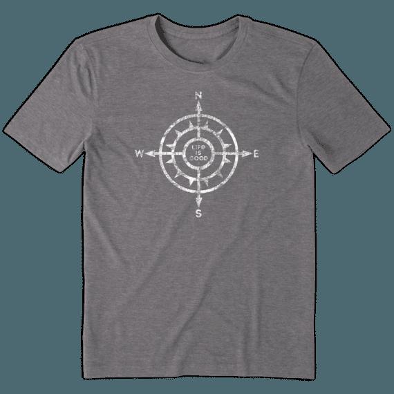 Men's Sun Compass Cool Tee