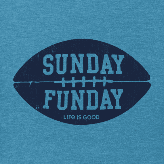 Men's Sunday Funday Crusher Tee