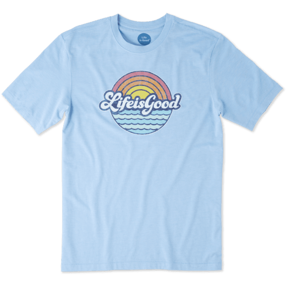 Men's Sunny Waves Cool Tee