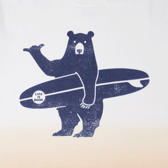 Men's Surf Bear Crusher Tee