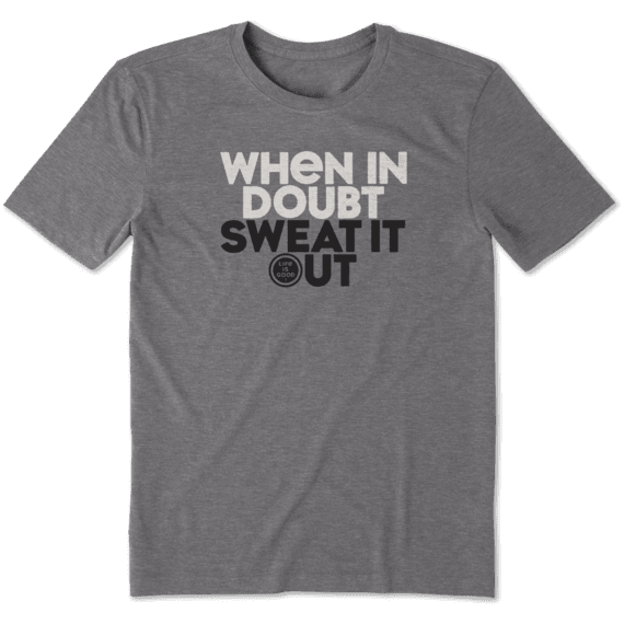Men's Sweat It Out Cool Tee