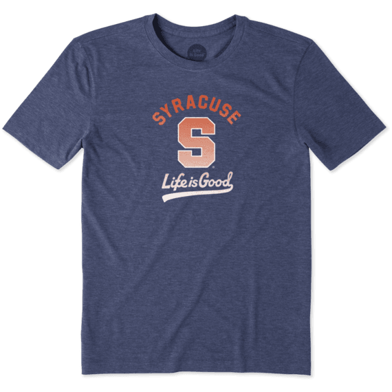 Men's Syracuse Gradient Tailwhip Cool Tee