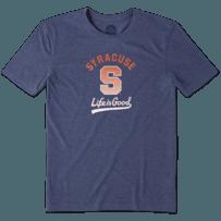 Men's Syracuse Gradient Tailwhip Cool Tee