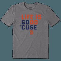 Men's Syracuse LIG Go Team Cool Tee