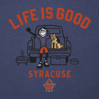 Men's Syracuse Tailgate Jake Cool Tee