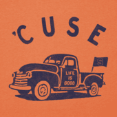 Men's Syracuse Vintage Truck Cool Tee